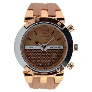 Γυναικείο ρολόι μπεζ 016