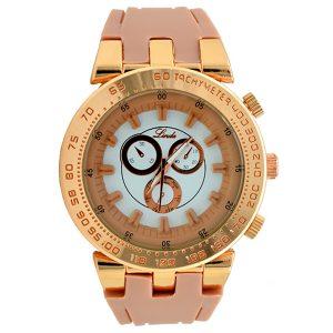 Γυναικείο ρολόι μπεζ 029