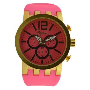 Γυναικείο ρολόι φούξια 013