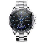 Ανδρικό ρολόι LONGBO με μπρασελέ.jpg