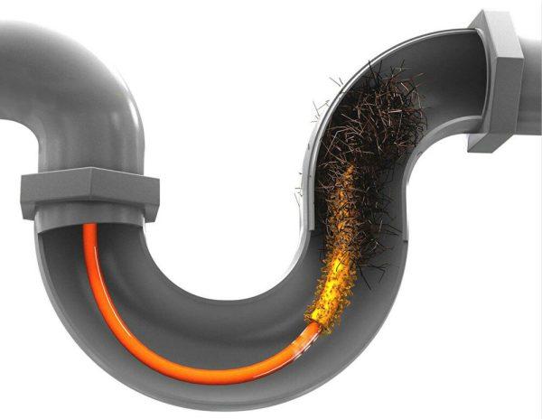 Ξεβουλώστε αμέσως τον νεροχύτη και την μπανιέρα σας με το microhook.