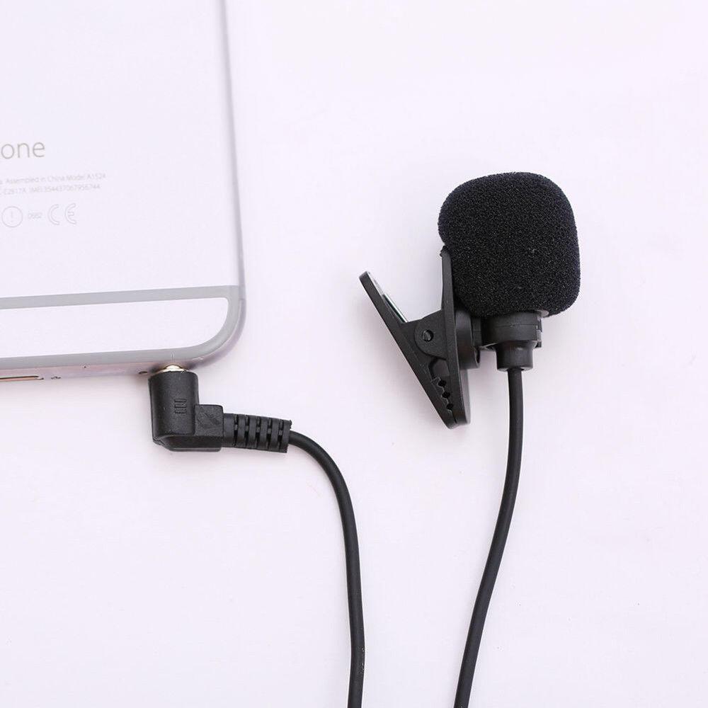Μικρόφωνο mini για κάμερα,tablets,smartphone,pc με κλιπ