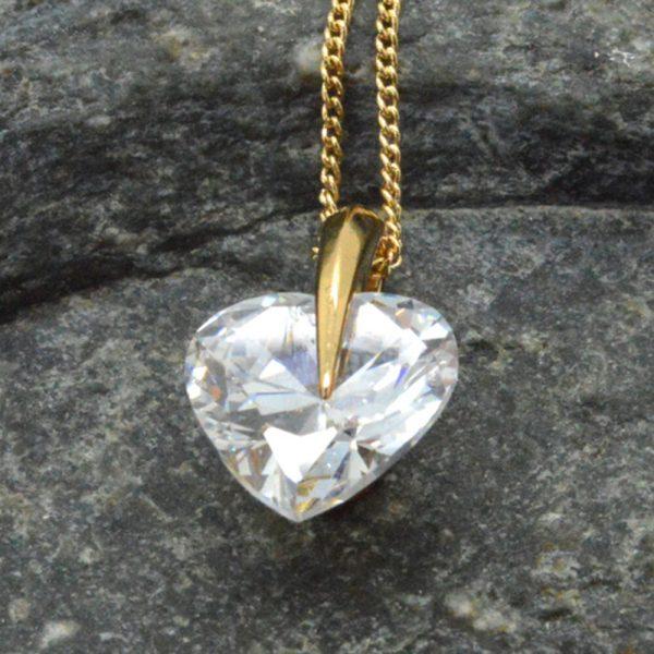 ΓΥΝΑΙΚΕΙΟ ΚΟΛΙΕ DIAMOND HEART
