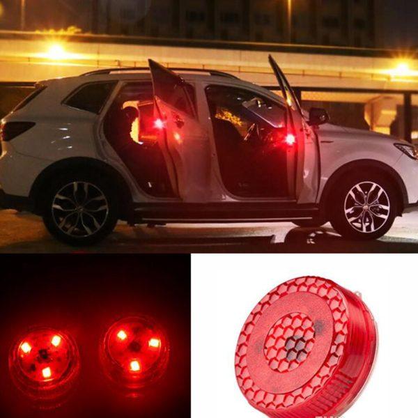 Λαμπάκι προειδοποίησης LED πόρτας αυτοκινήτου2